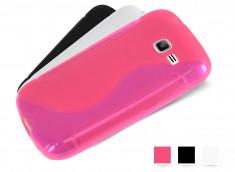 Coque Samsung Galaxy Trend Lite Silicone Grip