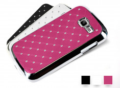 Coque Samsung Galaxy Trend Lite Luxury Leather