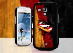 Coque Samsung Galaxy Trend Lips Coupe du Monde 2014-Germany