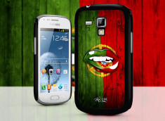 Coque Samsung Galaxy Trend Lips Coupe du Monde 2014-Portugal