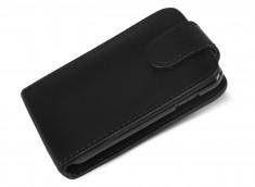 Etui Samsung Galaxy Y Pro Leather Classic