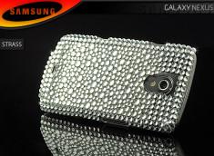Coque Samsung Galaxy Nexus Strass