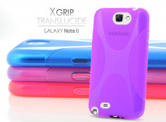 Coque Galaxy Note 2 X Grip Color