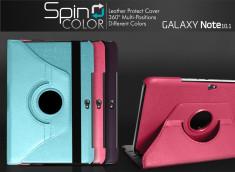 Etui Samsung Galaxy Note 10.1 Spin Color