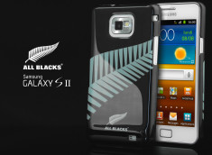 Coque Officielle Samsung Galaxy S2 All Blacks