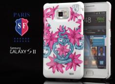Coque Officielle Samsung Galaxy S2 Stade Français