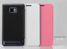 Façade/Etui Flip Cover Samsung Galaxy S2