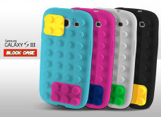 Coque Samsung Galaxy S3 Block Case