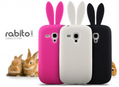 Coque Samsung Galaxy S3 mini Elemento par Rabito