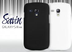 Coque Galaxy S3 mini Satin