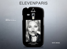 Coque Samsung Galaxy S3 mini Eleven Paris - Kate Moss
