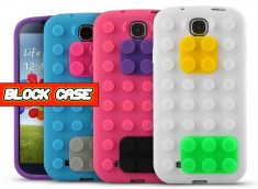 Coque Samsung Galaxy S4 Block Case