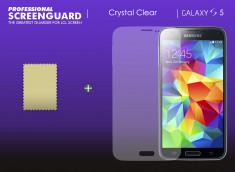 KIT avec 1 film protecteur + 1 chiffon - Samsung Galaxy S5
