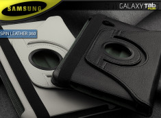 "Etui Spin Leather Samsung Galaxy Tab 7"" P6200"