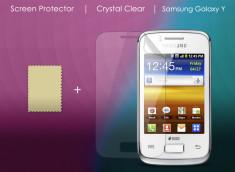 KIT avec 1 film protecteur + 1 chiffon Galaxy Y (S5360)