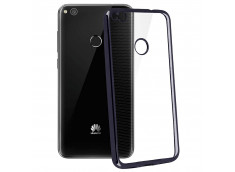 Coque Huawei P8 Lite 2017 Black Flex