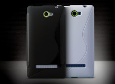Coque Htc 8S Silicone Grip