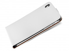 Etui HTC Desire 820 Business Class-Blanc
