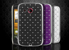 Coque HTC Desire C  Luxury leather