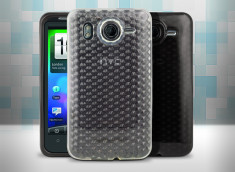 Coque HTC Desire HD Flex Cube