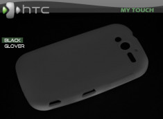 """Coque HTC My Touch """"Black Glover"""""""