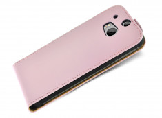 Etui HTC One M8 Business Class Rose