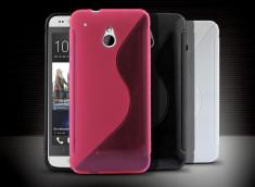 Coque HTC One mini Silicone Grip