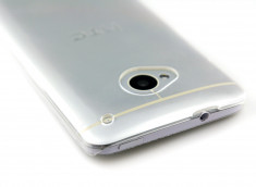 Coque HTC One M7 Clear Flex