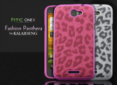 Coque HTC One X Fashion Panthera