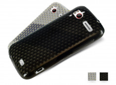 Coque HTC Sensation XE Flex Cube