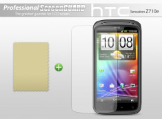 KIT avec 1 film protecteur + 1 chiffon HTC Sentation Z710e