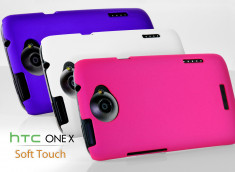 Coque HTC One X Soft Touch