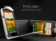 Etui HTC One X Leather Case Classic