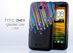 Coque HTC One X/One XL  Shooting Star Color