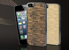 Coque iPhone 5/5S Steel Lines Black Edition