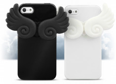 Coque iPhone 5/5S - Ailes d'Anges