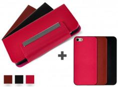 Etui Wallet + Coque iPhone 6 amovible