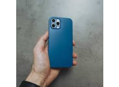 Coque iPhone 12 Mini Ultra Thin 0.35mm-Blue