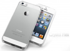 Coque iPhone 5/5S/SE Clear Flex