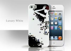 Coque iPhone 5/5S Luxury White