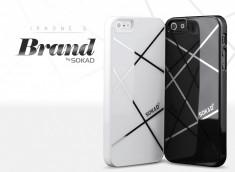 Coque iPhone 5 Brand by Sokad