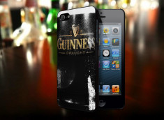 Coque iPhone 5/5S Guinness