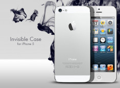 Coque iPhone 5/5S Invisible Case