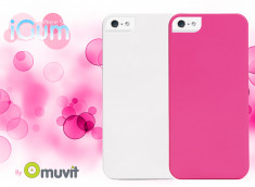 Coque iPhone 5 iGum Case by Muvit