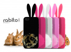 Coque iPhone 5 rabito