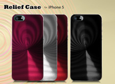 Coque iPhone 5/5S Relief Case