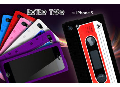 Coque iPhone 5/5S Retro Tape