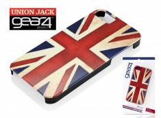 Coque iPhone 5 Gear4 Black Jack