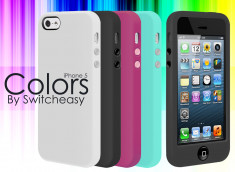 Coque iPhone 5 Colors by SwitchEasy