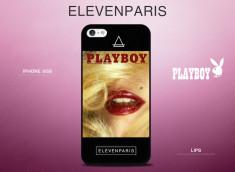 Coque iPhone 5/5S Eleven Paris-Playboy Lips
